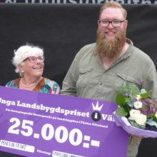 Vinnarna av Unga Landsbygdspriset i Väst 2018 korade