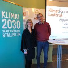 En aktiv dialog krävs för att lyckas med klimatomställningen i Västra Götaland