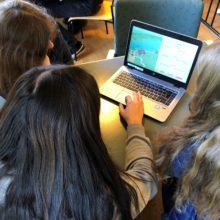 Nytt spel lär ungdomar om maten och klimatet